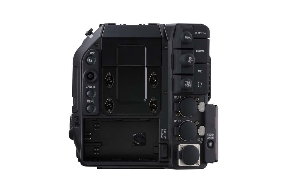 EOS C500 Mark II BCK