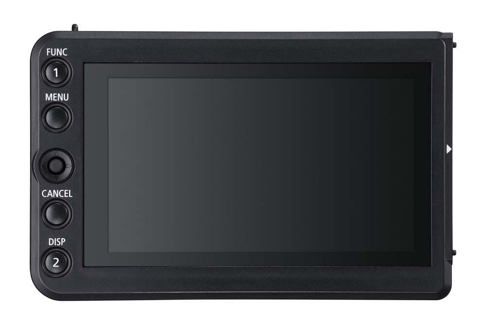 EOS C500 Mark II LCD MONITOR LM-V2 FRT