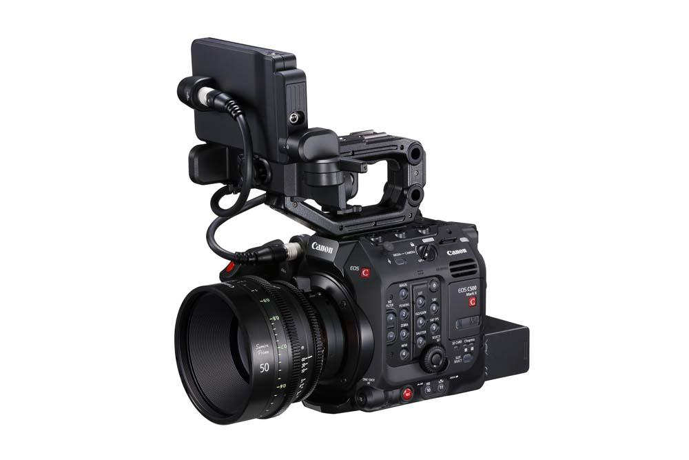 EOS C500 Mark II WITH FULL KIT AND SUMIRE PRIME FSL