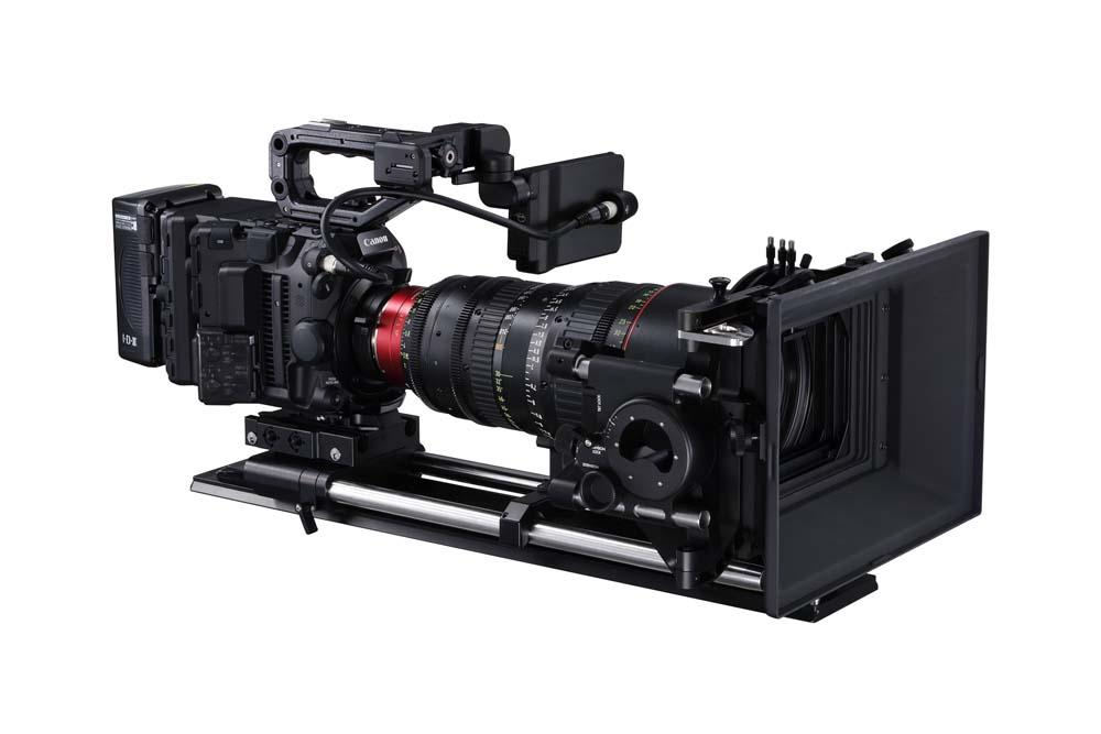EOS C500 Mark II WITH FULL KIT EU-V2 AND CN-E30-300MM FSR 2