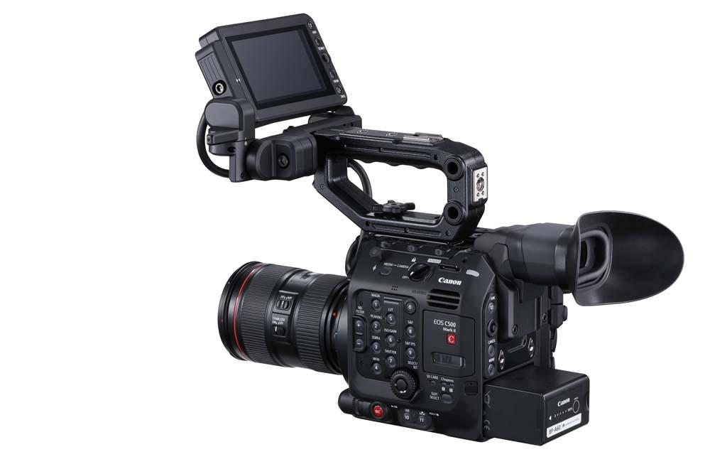 EOS C500 Mark II WITH FULL KIT PLUS EVF-V50 BSR (1)