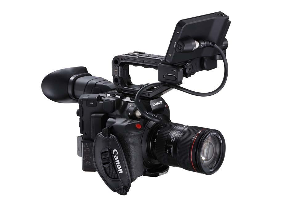 EOS C500 Mark II WITH FULL KIT PLUS EVF-V50 FSR