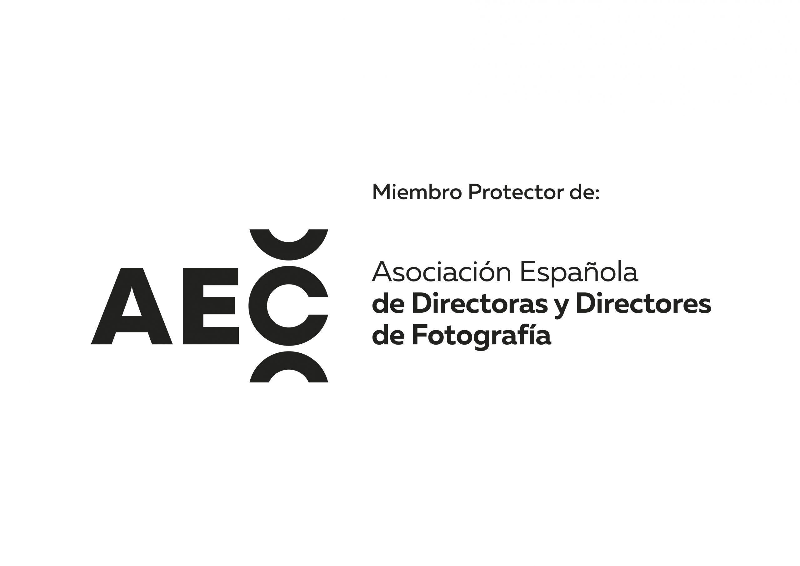 Miembro Protector de AEC - Asociación Española de Directoras y Directores de Fotografía
