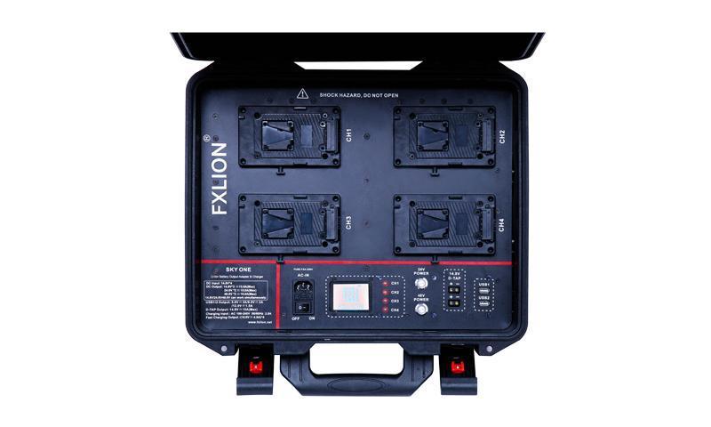 fxlion skyone Solución de alimentación especial para Arri skypanel 48V.
