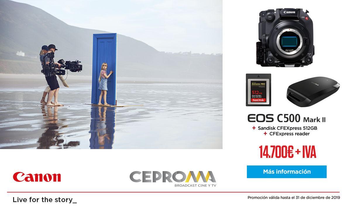 EOS-C500-Mark-II-Sandisk-CFEXpress-512GB-CFExpress-reader