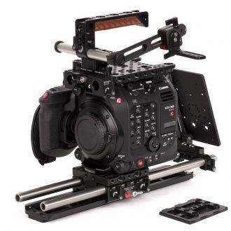 Wooden Camera - Canon C500 MarkII - Pro Kit - Montado