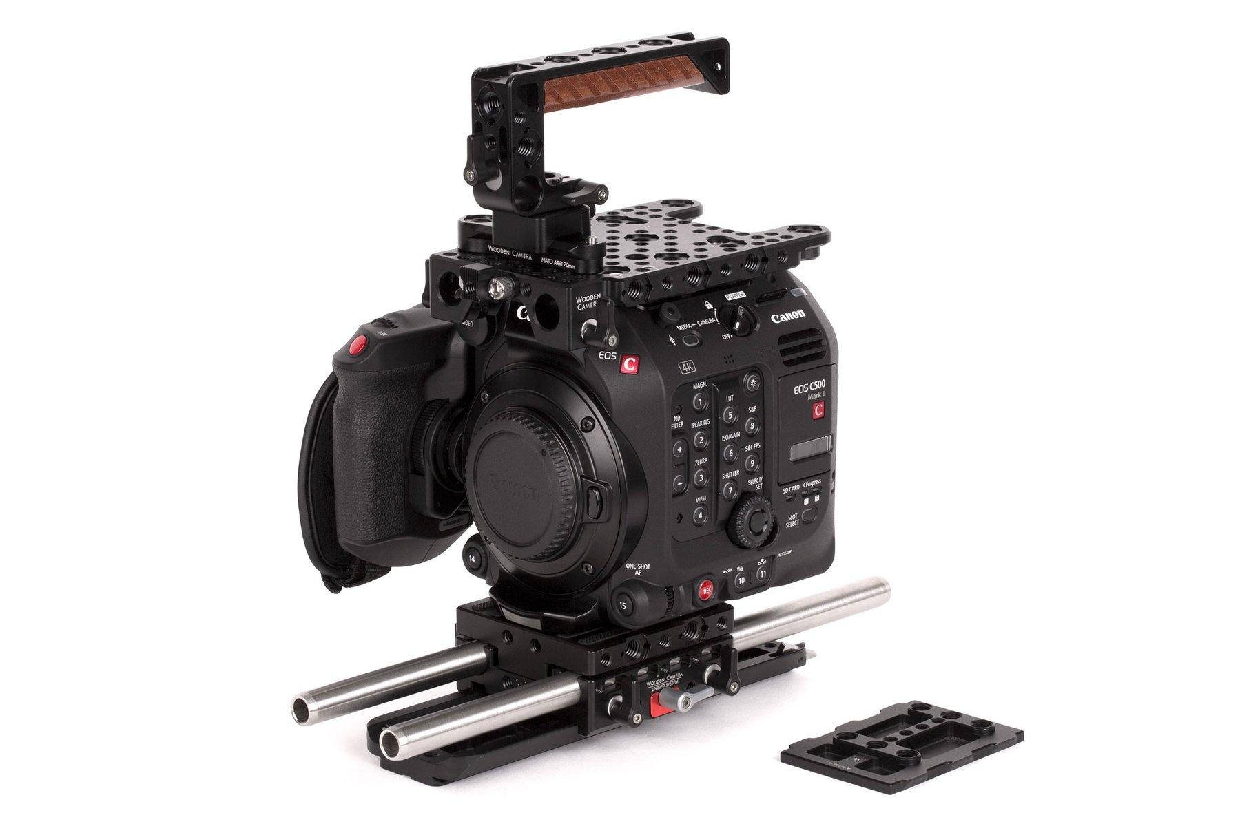 Wooden Camera – Canon C500MKII – Kit Advanced Frontal