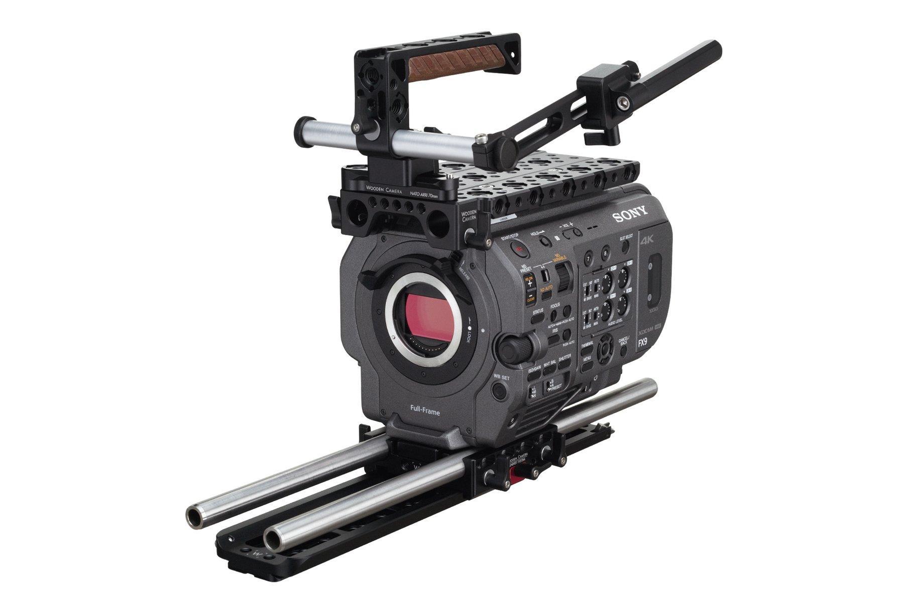 Wooden Camera – Sony FX9 – Kit Pro – Frontal