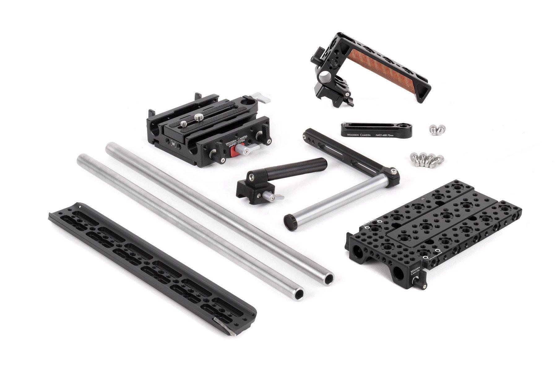 Wooden Camera – Sony FX9 – Kit Pro – Incluye