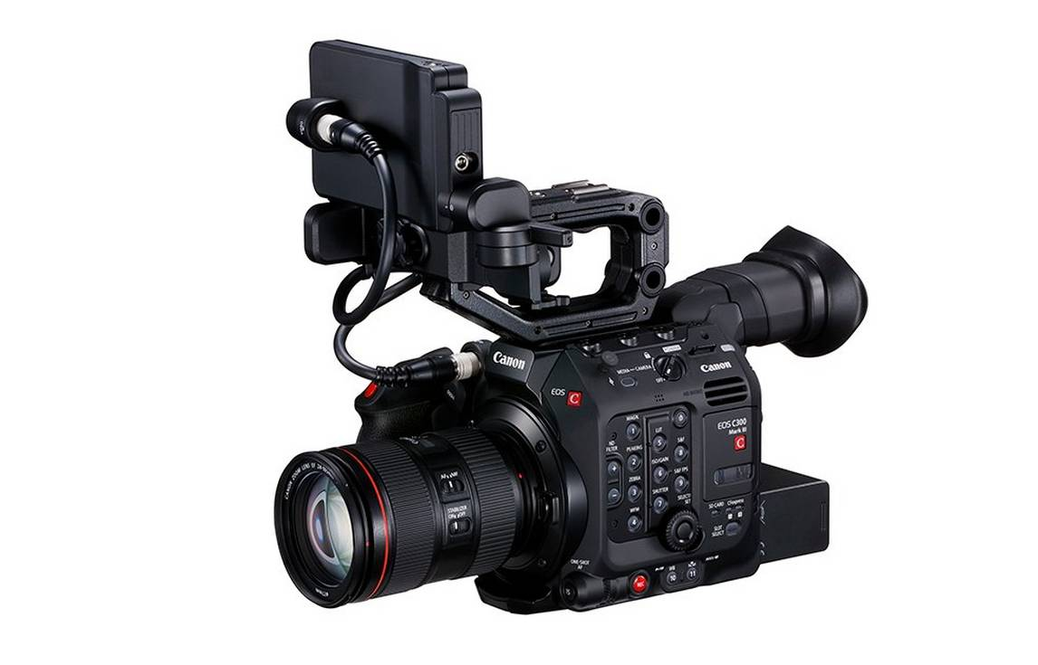 Canon C300 Mark III – Vista General