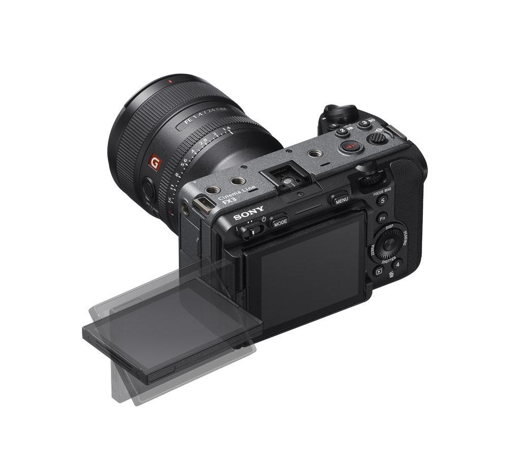 Sony FX3 Cinema Line – Vista LCDs