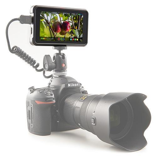 Atomos Ninja V – Montado sobre cámara Nikon
