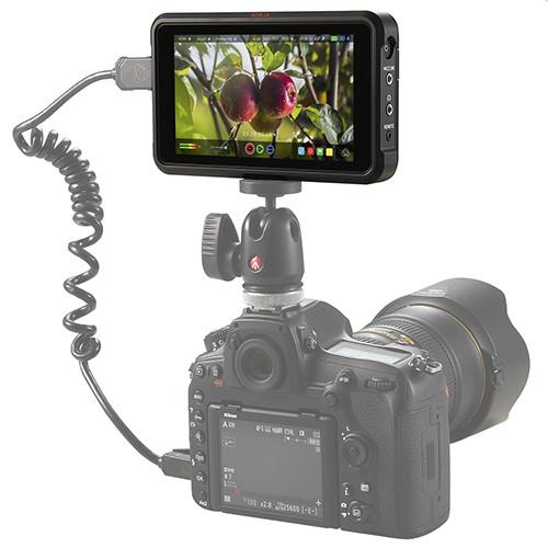 Atomos Ninja V – Montado sobre cámara