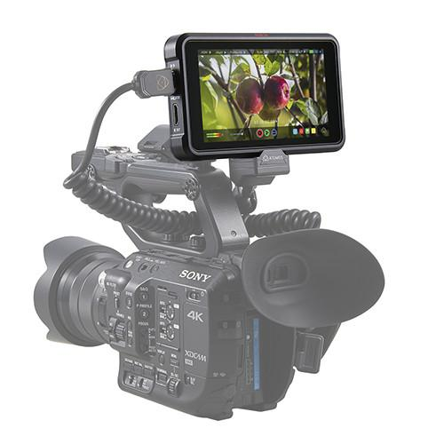 Atomos Ninja V – Montado sobre cámara Sony