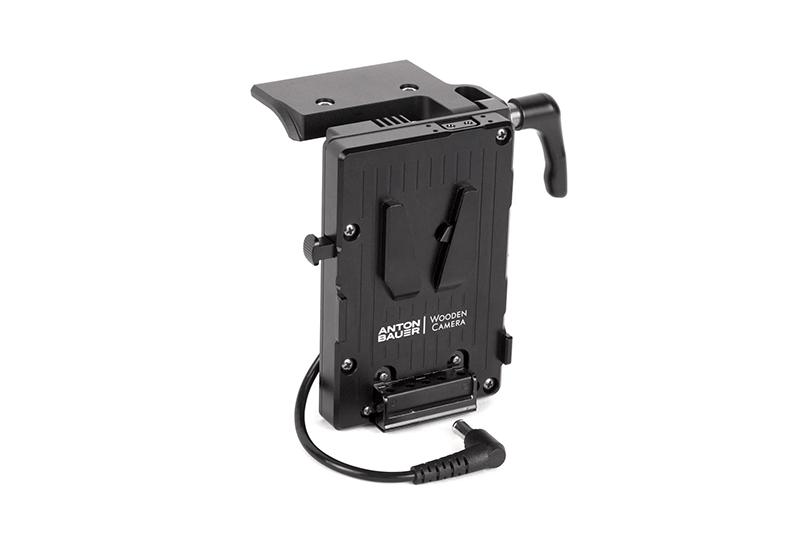 Adaptador V-Mount Sony FX9 – Vista general