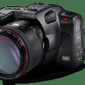 Blackmagic Pocket Cinema Camera 6K Pro -Visión General de la cámara