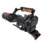 Zacuto Canon C70 Recoil 1 – Montado en cámara