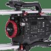 W2 Vocas Base Plate MKII Sony FX9 – Con cámara montada copia