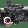 W6 Vocas Base Plate MKII Sony FX9 – Con cámara completa copia
