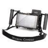 Wooden Camera – Director Cage v3 1 – Vista montado – Con Atomos Shogun Inferno